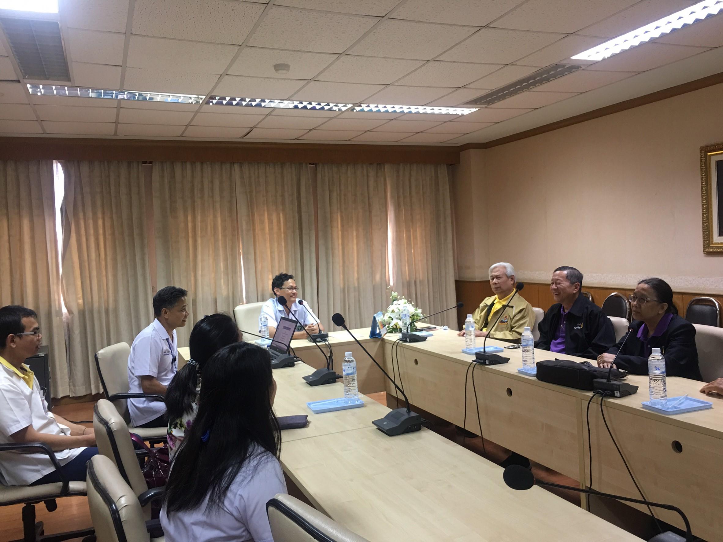 ประชุมวิชาการร่วมกับรังสีการแพทย์แห่งประเทศไทย ครั้งที่17 27-29 พ.ย. - พร้อมเข้าเยี่ยมและให้กำลังใจหน่วยงานรังสีวิทยาในพื้นที่จังหวัดอุบลราชธานีระหว่างวันที่ 25-26 พฤศจิกายน 2562 43